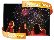 feux artifices