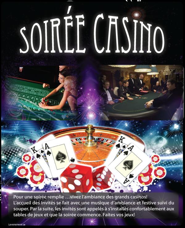 Turbo Soirée à Thème - Soirée Casino DL07